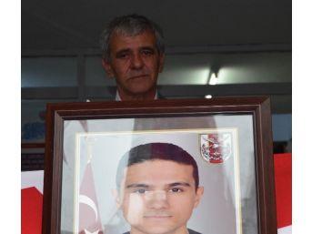 Trabzon Şehidini Uğurluyor