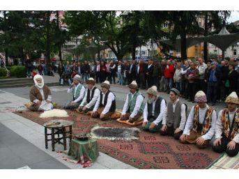Trabzon'da Ahilik Haftası Etkinlikleri
