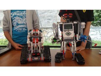 Van'da Tübitak Robot Ve Bilim Fuarı