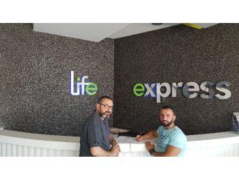 Yalova Vip'e Life Express Fitness Sponsor Oldu