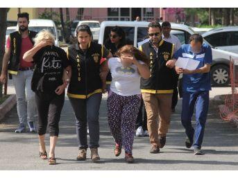 Yabancı Uyruklu Kadınları Pazarlayan Şebeke Çökertildi