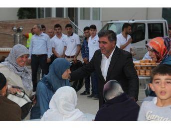 Amasya Belediyesi 19 Mahallede İftar Sofrası Kuracak