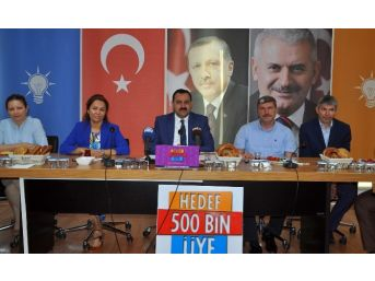 Ak Parti'li Enç'ten Hdp'ye 'dokunulmazlık' Çıkışı