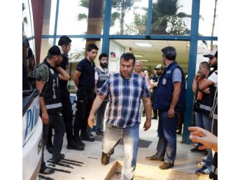 Akdeniz Üniversitesi'ndeki 'yolsuzluk' Şüphelileri Adliyeye Sevk Edildi