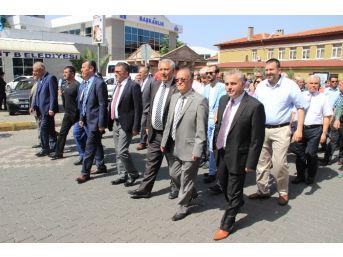 Edremit'te Ahilik Haftası Kutlandı