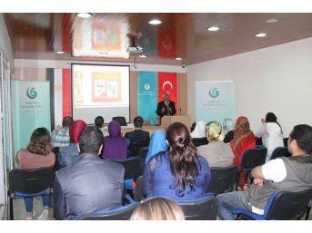 Dekan Prof. Dr. Yakup Civelek Mısır'da Konferans Verdi