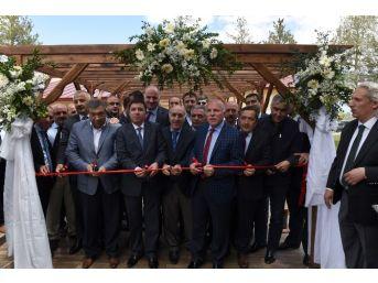 Evlendirme Dairesi Ve Kır Düğünü Alanı Açıldı
