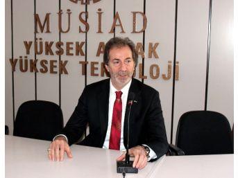 Müsiad'dan İstanbul'un Fethi Kutlaması