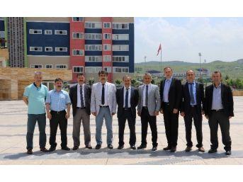 İl İstihdam Ve Mesleki Yürütme Kurulu Kbü'de Toplandı