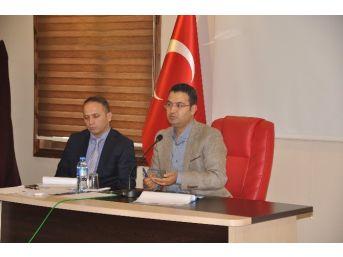 Azdavay Kaymakamlığı Köylere Hizmet Götürme Birliği 2016 Yılı 1. Olağan Meclis Toplantısını Yaptı