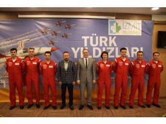 İzmit 95. Kurtuluş Yıldönümünü Türk Yıldızları İle Kutlayacak