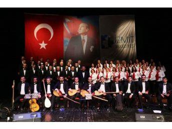 Thm Korosu'ndan Yıla Sonu Konseri