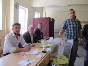 Hisarcık'ta 5 Haziran'da İki Köy Ve Bir Mahalle Muhtarı Seçimi Yapılacak