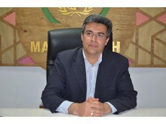 İhh Malatya Şubesi Başkanı Ömer Derin: