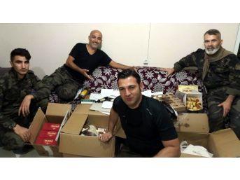 Polis Ve Askerlere Yazılan Mektuplara Cevap Geldi