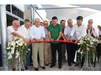 Bodrum Belediye Aş Yalı Restaurant Hizmete Açıldı
