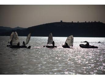 Bodrumsporlu Yelkenciler Özel Davet İle Venedik'e Gidiyor