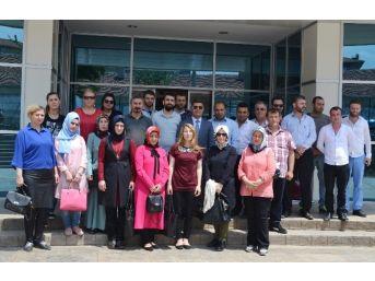 Bafra Tso'dan Alaçam Ve Yakakent İçin Girişimcilik Eğitimi