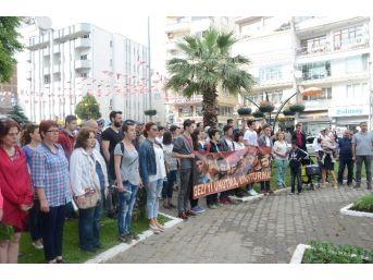 Sinop'ta Gezi Parkı Eylemi