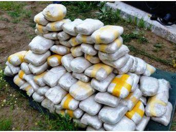 Erciş'te 152 Kilogram Eroin Ele Geçirildi