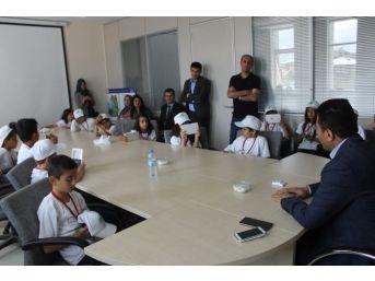 Van'da 'lider Çocuk Tarım Kampı' Başladı