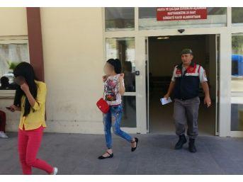 Manavgat'ta Zorla Fuhuş Yaptırılan 3 Kadın Kurtarıldı