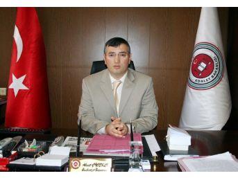 Cumhuriyet Başsavcısı Ahmet Çiçekli Ordu'ya, Kilis Başsavcısı Halil İnal, Erzurum'a Atandı
