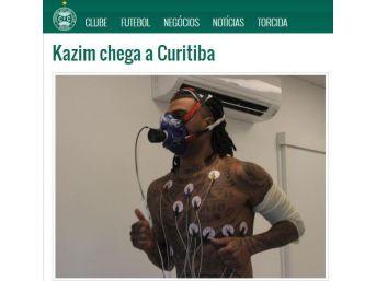 Colin Kazım Brezilya Yolcusu