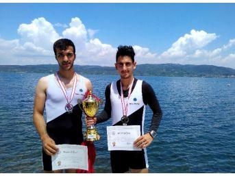 İhlas Koleji Kürek Takımı Türkiye İkincisi Oldu