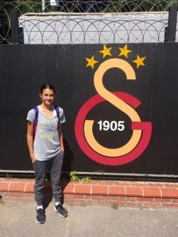Malatyalı Ayliz, Galatasaray Seçmelerini Kazandı
