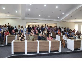 Niğde Belediyesinde 235 Tyçp İşçisi Göreve Başladı