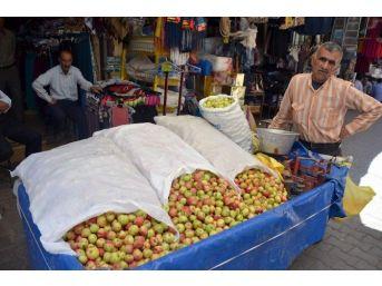 Pervari Elması Piyasaya Çıktı