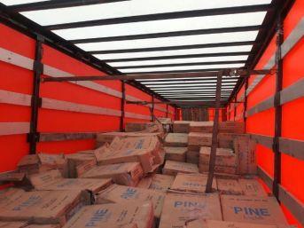 Van'da 337 Bin 500 Paket Kaçak Sigara Ele Geçirildi