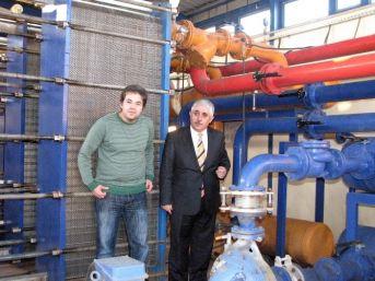 Türkiye'nin En Modern Jeotermal Enerji Merkezi Sorgun'da