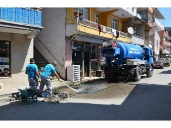 Alaplı Belediyesi Köylere Hizmeti Aksatmıyor
