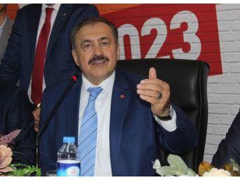 Bakan Eroğlu, 298 Milyon Tl Yatırım Müjdesi İle Zonguldak'a Geliyor