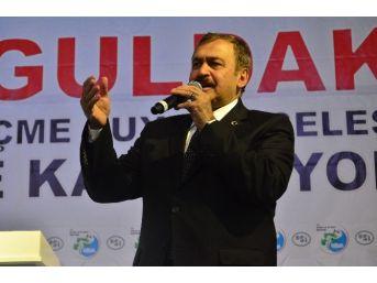 Bakan Eroğlu, Zonguldak'ta Açılış Ve Temel Atma Törenine Katıldı