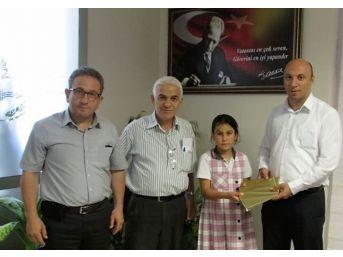 Gülseren Taşköprü' Ye Jandarma Ödülü