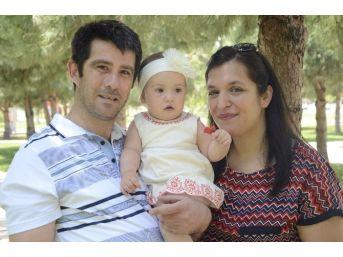 Büyük Zorluklardan Sonra Anne Olmanın Mutluluğunu Yaşıyor