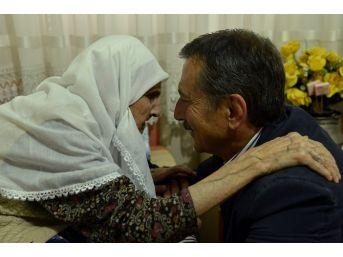 Ataç'la 108 Yaşındaki Ürkiye Nine'nin Sohbeti