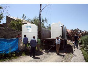 Yüksekova'da Elektrik Ve Su Sorununa Geçici Çözüm