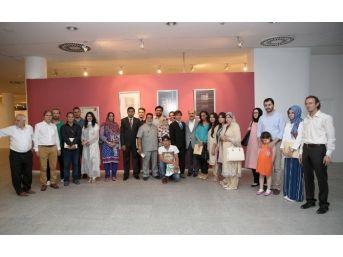 13 Ülkeden 80 Sanatçı 7'nci Meşk Sergisi'nde Buluştu