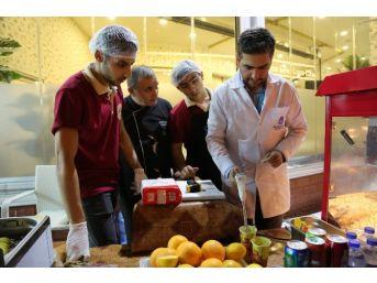 Başakşehir'de Hijyen Denetimleri Ramazan'da Da Devam Ediyor