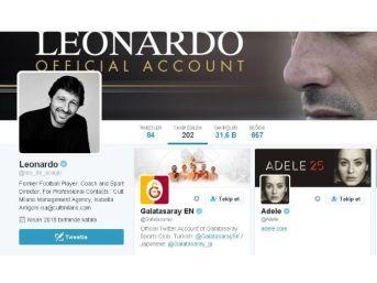 Leonardo, Galatasaray Hesabını Takibe Aldı