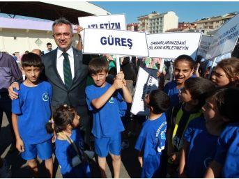 Başkan Köşker'den Gebzeli Çocuklara Davet