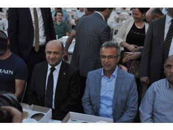 Milli Savunma Bakanı Işık Ak Parti Gebze'nin İftarına Katıldı