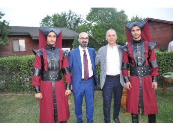 Trabzonspor Başkanı Muharrem Usta Gebze'de İftara Katıldı