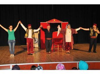 Akşehir'de Ramazan Eğlenceleri Sürüyor