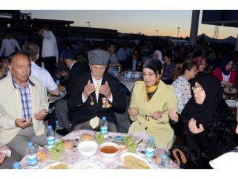 Meram Belediyesi'nden Anlamlı İftar Programı