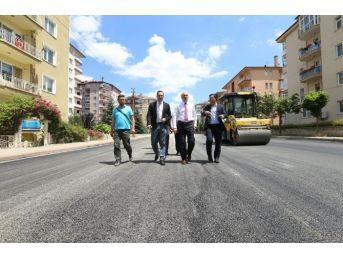Başkan Kamil Saraçoğlu: Bu Yıl 200 Bin Ton Asfalt Atarak Kendi Rekorumuzu Kıracağız